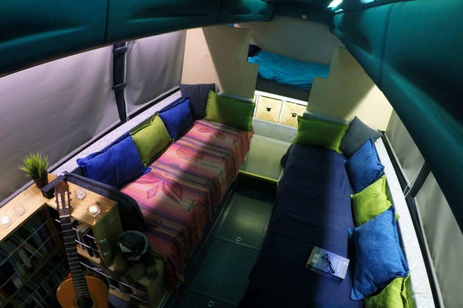 Surf-Cars - Miete Campervans in Portugal - Spanien - Teneriffa